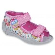 BEFADO 242P092 FLEXI-B SYSTEM, sandałki, kapcie dla dzieci