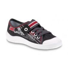 BEFADO 251x091 Trampki, Tenisówki, czarne jeansowe