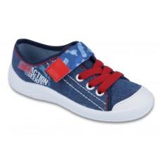BEFADO 251y101 Trampki, Tenisówki, jeansowe