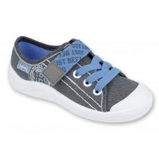BEFADO 251y129 Trampki, Tenisówki, grafitowo-niebieskie