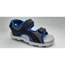 GEOX - Geox - sandały dziecięce -GEOX J S. PIANETA J0264B 0CEFU C0017