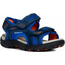 GEOX - Geox - sandały dziecięce -GEOX J S. STRADA J9224B 014CE C0659