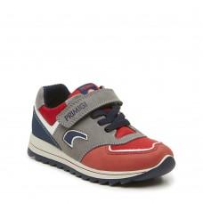 PRIMIGI - Primigi - 3384833, trampki, sneakersy dla dzieci, skóra - Shock Absorber