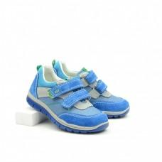 PRIMIGI - Primigi - 3393822, trampki, sneakersy dla dzieci, skóra - Shock Absorber