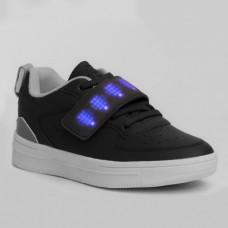 Primigi - 4463400 trampki, sneakersy dla dzieci z dostosowanymi LIGHTS od aplikacji i gniazdem USB