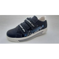 PRIMIGI - Primigi - 5377111, trampki, sneakersy dla dzieci, skóra - Shock Absorber