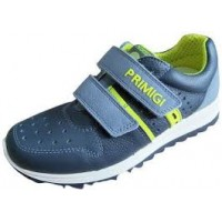 PRIMIGI - Primigi - 5378533, trampki, sneakersy dla dzieci, skóra - Shock Absorber